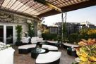 A terrace in Porta Venezia, available for your eve