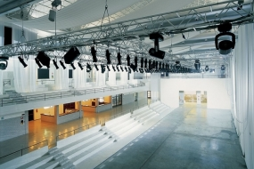 A multi-purpose venue in Brera